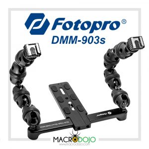 FotoPro DMM-903s Macro Twin Flash Bracket