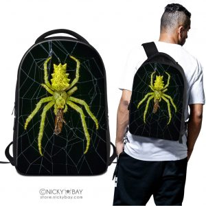 Laptop Backpack Bag – Assorted Invertebrates