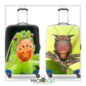 Luggage Cover Protector - Assorted Invertebrates