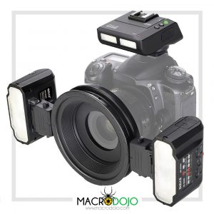Meike MK-MT24 Twin Wireless Macro Flash